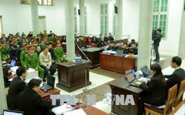 Ngày 24/1, Trịnh Xuân Thanh tiếp tục ra hầu tòa vụ tham ô tài sản tại PVP Land