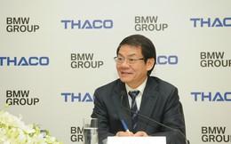 Hãng xe sang BMW bắt tay đại gia ô tô Việt Nam