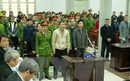 Đại diện VKS: 9/10 bị cáo nhận tội, duy nhất Trịnh Xuân Thanh không nhận tội tham ô
