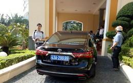 Người bố trí xe sang cho nguyên Bí thư Đà Nẵng Nguyễn Xuân Anh sử dụng bị kỷ luật