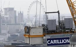 Hãng xây dựng lớn thứ hai của Anh tuyên bố vỡ nợ