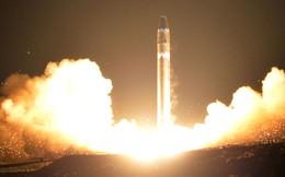 Hành khách kể chuyện chạm trán tên lửa đạn đạo Triều Tiên