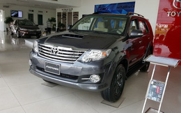 Thị trường ô tô nhập khẩu sẽ tiếp tục khan hàng