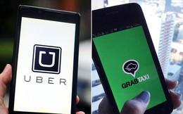 Hà Nội yêu cầu Uber, Grab công khai giá cước vận tải