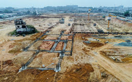 Toàn cảnh dự án bến xe lớn nhất TP.HCM sau gần một năm đầu tư xây dựng