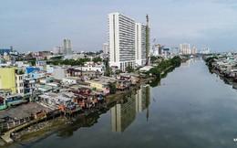 TPHCM chuẩn bị gần 4.500 tỷ để đền bù cho 1.500 hộ dân ven kênh rạch di dời