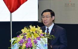 Phó Thủ tướng Vương Đình Huệ: Trong cách mạng 4.0, tương lai không nằm trên đường kéo dài của quá khứ, các nước đang phát triển có thể đi nhanh hơn các nước phát triển