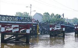 Sau vụ sập cầu sắt ở TPHCM: Còn 30 cây cầu yếu chờ...sập