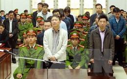 Tổng hợp mức án của bị cáo Đinh La Thăng, Trịnh Xuân Thanh và 20 đồng phạm