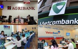 Agribank dẫn đầu về cho vay và huy động vốn nhưng Vietcombank mới là ngân hàng kiếm lời tốt nhất