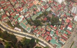 Ảnh: Toàn cảnh con đường 600m hoàn thành trong 17 năm tại Hà Nội