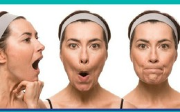 Đây là những bài tập thể dục cho gương mặt của bạn giúp đẩy lùi sự lão hóa