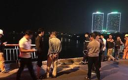 Bước đầu xác định được thông tin chiếc ô tô đâm qua cầu Chương Dương rơi xuống sông