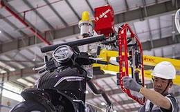 VinFast tăng vốn đầu tư lên hơn 70.300 tỷ đồng, tham vọng sản xuất 1 triệu chiếc xe máy điện/năm