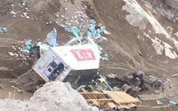 Xe container lao xuống vực sâu 250 mét, tài xế tử vong mắc kẹt trong xe gần 16 tiếng