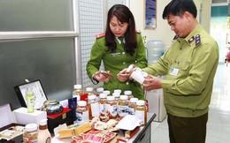 """Thổi phồng thực phẩm chức năng như thuốc chữa bệnh, hàng loạt doanh nghiệp bị """"sờ gáy"""""""