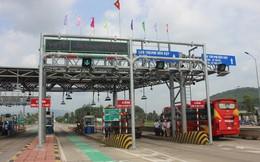 Từ 21 giờ hôm nay, BOT Bắc Bình Định được thu phí trở lại