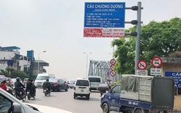Sau vụ xe Mercedes lao sông Hồng: Lan can cầu Chương Dương cần gia cố