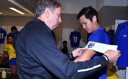 """Quyết định như """"đánh bạc"""" của ĐT Thái Lan: Chọn người chưa từng dự AFF Cup làm đội trưởng"""