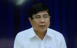 """Chủ tịch TP HCM: """"Tôi không có tư cách giữ trọng trách này nếu không quan tâm đến vấn đề của người dân"""""""
