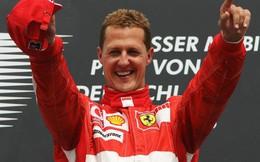 Michael Schumacher và những huyền thoại của đường đua F1