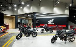 Honda ra mắt nhiều mẫu xe phân khối lớn tại EICMA 2018