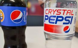 Cố quá thì…quá cố: 'Tẩy trắng' sản phẩm thành đồ uống trong suốt thất bại lần 1, Pepsi vớt vát bằng phiên bản 2 đơn giản hơn nhưng vẫn không tránh được kết cục thảm hại
