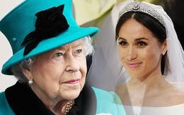 """Tiết lộ gây sốc về phản ứng đanh thép của Nữ hoàng Anh dành cho cháu dâu Meghan: """"Không phải muốn gì cũng được!"""""""