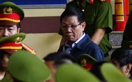 Ông Phan Văn Vĩnh xuất hiện tại tòa