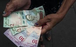 """""""Hậu"""" đổi tiền, lạm phát ở Venezuela vẫn tăng chóng mặt"""