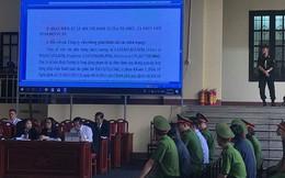 Cáo trạng 'công nghệ cao' tại phiên xử cựu tướng Phan Văn Vĩnh, lần đầu xuất hiện