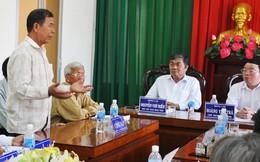 Chủ tịch tỉnh Phú Yên nói gì về ý kiến không tiếp dân?