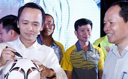 """Tỷ phú Trịnh Văn Quyết bất ngờ tuyên bố """"bỏ bóng đá"""" sau hơn 3 năm đầu tư vào môn thể thao vua"""