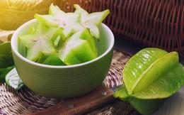 Đã có nhiều người tử vong vì ngộ độc sau khi ăn khế: Cảnh báo những đối tượng không nên ăn loại trái cây này