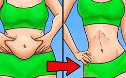 Chỉ 5 phút nằm ngửa mỗi ngày là có thể giảm mỡ bụng và đây là cách thực hiện cực kì đơn giản