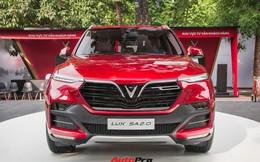 Đánh giá nhanh VinFast Lux SA2.0: SUV 7 chỗ nền tảng BMW giá gần 1,25 tỷ đồng cho người Việt