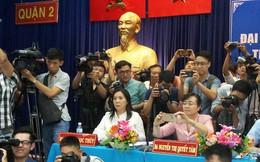 Chủ tịch HĐND TP.HCM Nguyễn Thị Quyết Tâm tiếp xúc cử tri quận 2