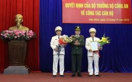 Bổ nhiệm Giám đốc công an tỉnh Bắc Ninh