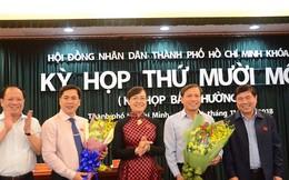 HĐND TP HCM công bố hàng loạt nhân sự mới