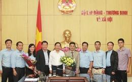 Bộ Lao động Thương binh và Xã hội bổ nhiệm nhân sự mới