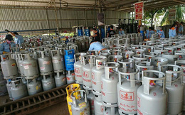 Giá gas tiếp tục giảm sốc 33.000 đồng/bình