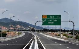 Nâng tốc độ cho phép lên 100km/h tại Cao tốc Hạ Long - Cầu Bạch Đằng