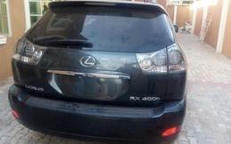 Cục Điều tra chống Buôn lậu đấu giá xe Lexus RX400H giá khởi điểm 120 triệu