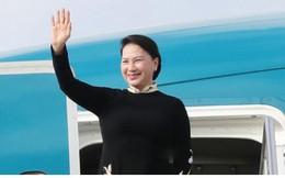 Chủ tịch QH thăm chính thức Hàn Quốc: Tăng cường mối quan hệ hai nước