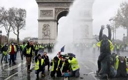 """Kinh tế Pháp thiệt hại nặng vì phong trào biểu tình """"áo vàng"""""""