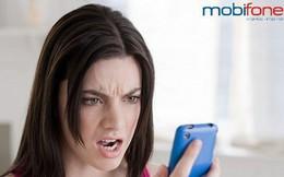 Mạng 3G/4G Mobifone đang gặp sự cố trên diện rộng