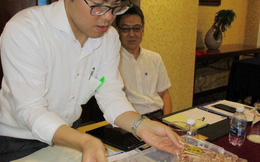 Nhật mang táo, thịt bò, tỏi đen giá cao ngất ngưởng đến Việt Nam
