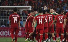 Đội tuyển Việt Nam nhận mưa tiền thưởng khi lọt vào chung kết AFF Cup