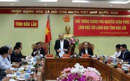 """Thủ tướng: Đắk Lắk chưa có """"quả đấm thép"""" để phát triển kinh tế"""