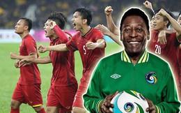 """Người hâm mộ mừng ra mặt khi """"truyền nhân Pele"""" dự đoán trận Việt Nam vs Malaysia"""